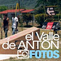 Skate en el Valle de Antón