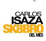 """Carlos """"Calin"""" Isaza (sk8bro del mes)"""