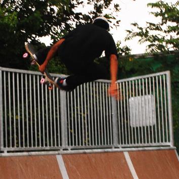 Ignauguración del skatepark