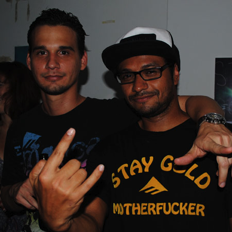 Premiere del Stay Gold (fotos)