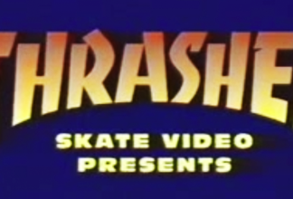Thrasher Raw 1996 Panama Dan(video part)
