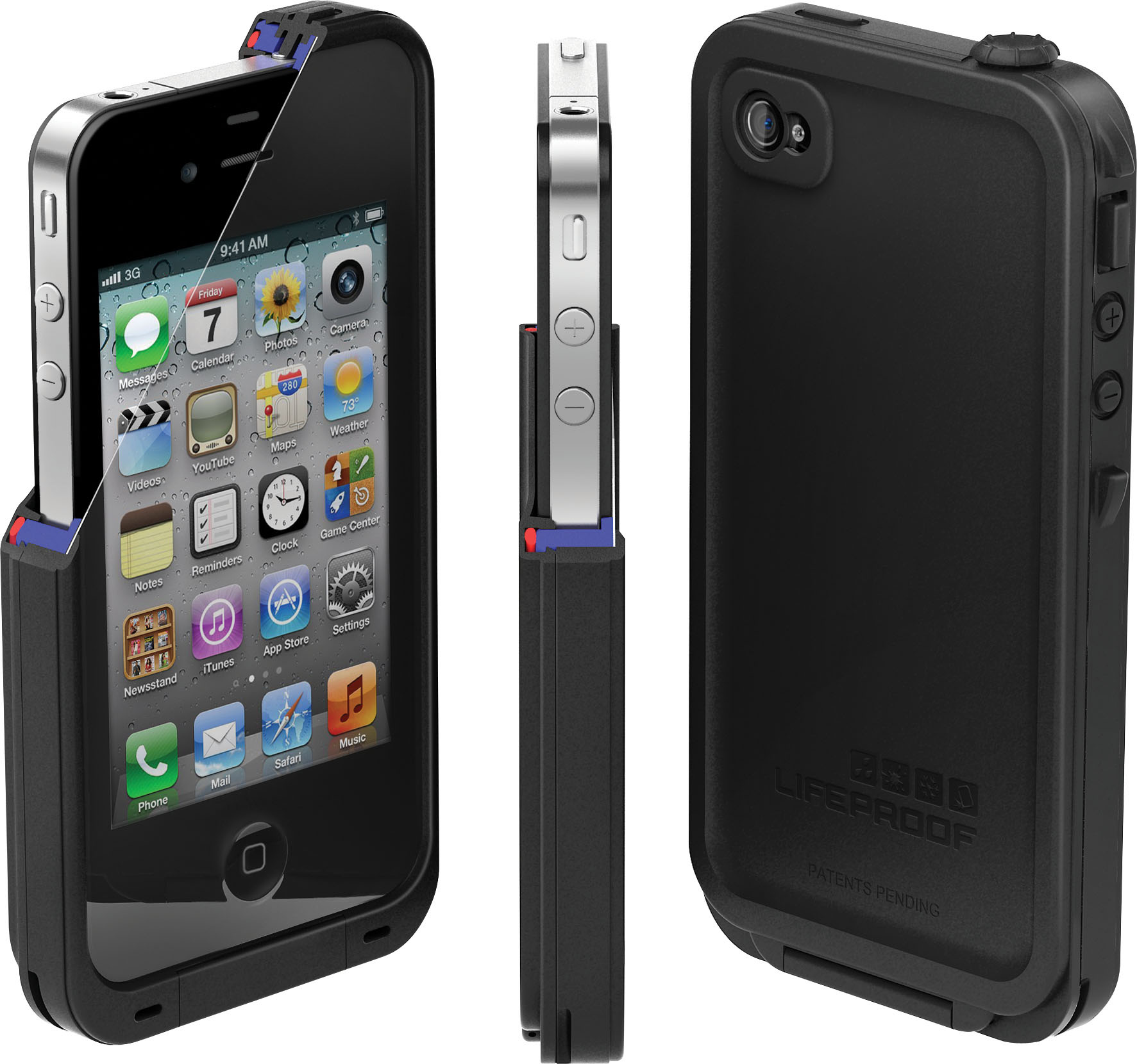 LIFEPROOF PARA IPHONE