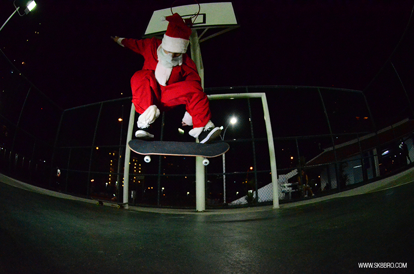 Santi Claus - dia uno (Fotos)