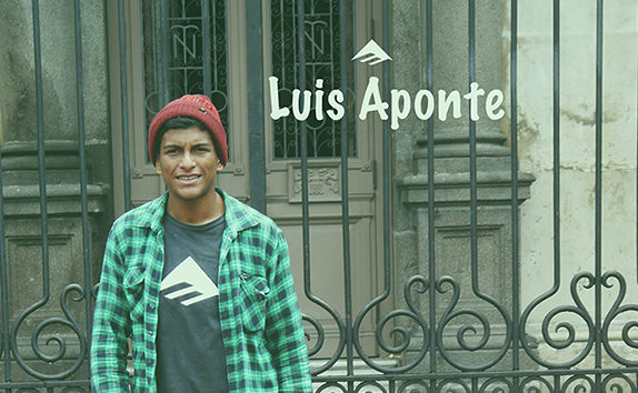 Luis Aponte - Emerica CR