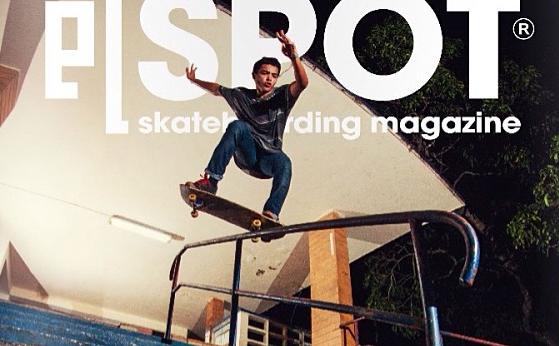 Nueva edición El Spot Skateboarding Magazine edición # 35