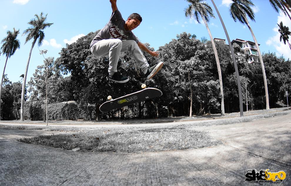 Jose Donaldo H. - 360 flip