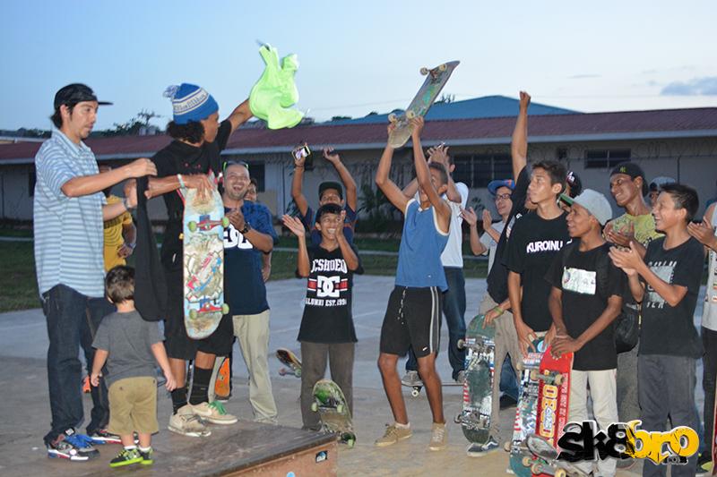 The House - skate contest (fotos)