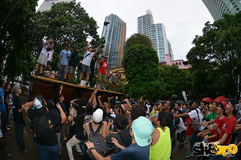 go skateboarding day en Panama – parte 2 fotos
