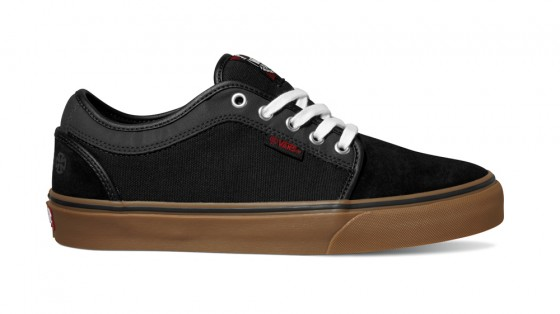 Chukka Low x Independent Trucks