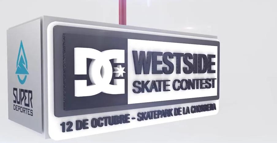 DC WESTSIDE SKATE CONTEST