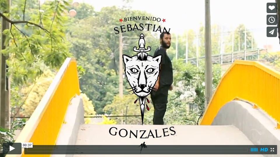 AMATEUR - SEBASTIAN GONZALEZ BIENVENIDO AL EQUIPO