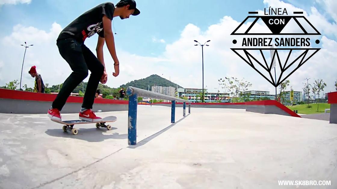 Línea con Andrez Sanders