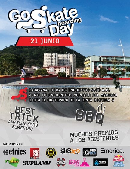 Go-Skatebording-day