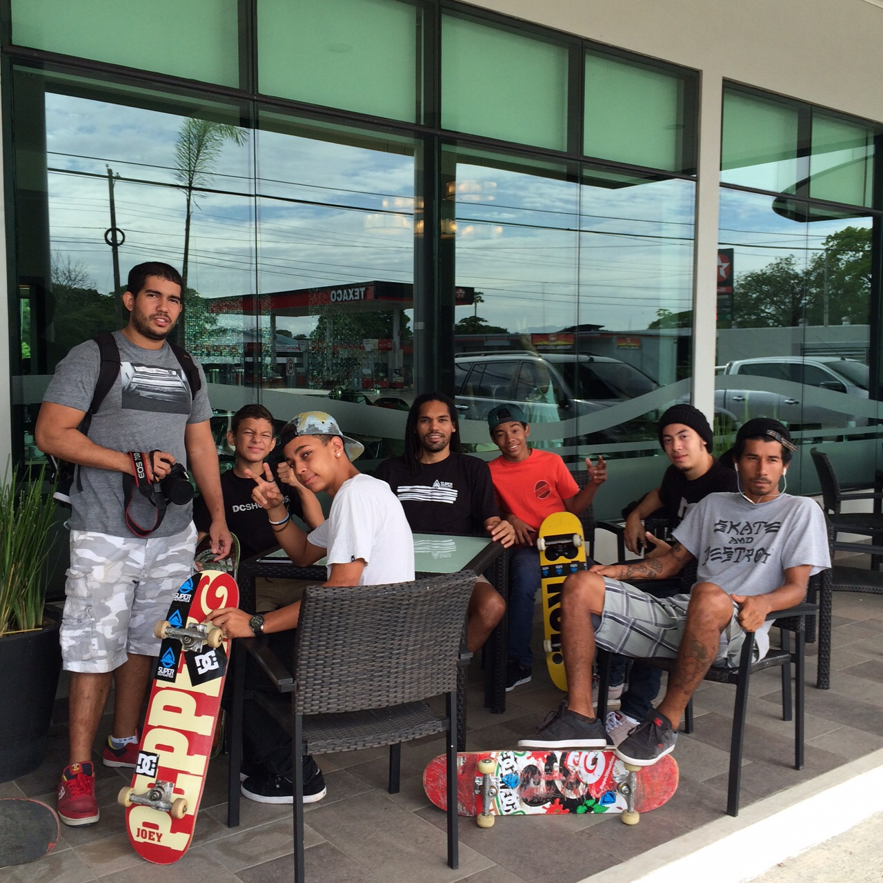 CHIRIQUI SKATE PROJECT