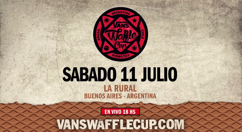 Vans presenta… Vans Waffle Cup 2015