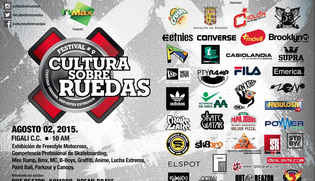 Cultura Sobre Ruedas 2015