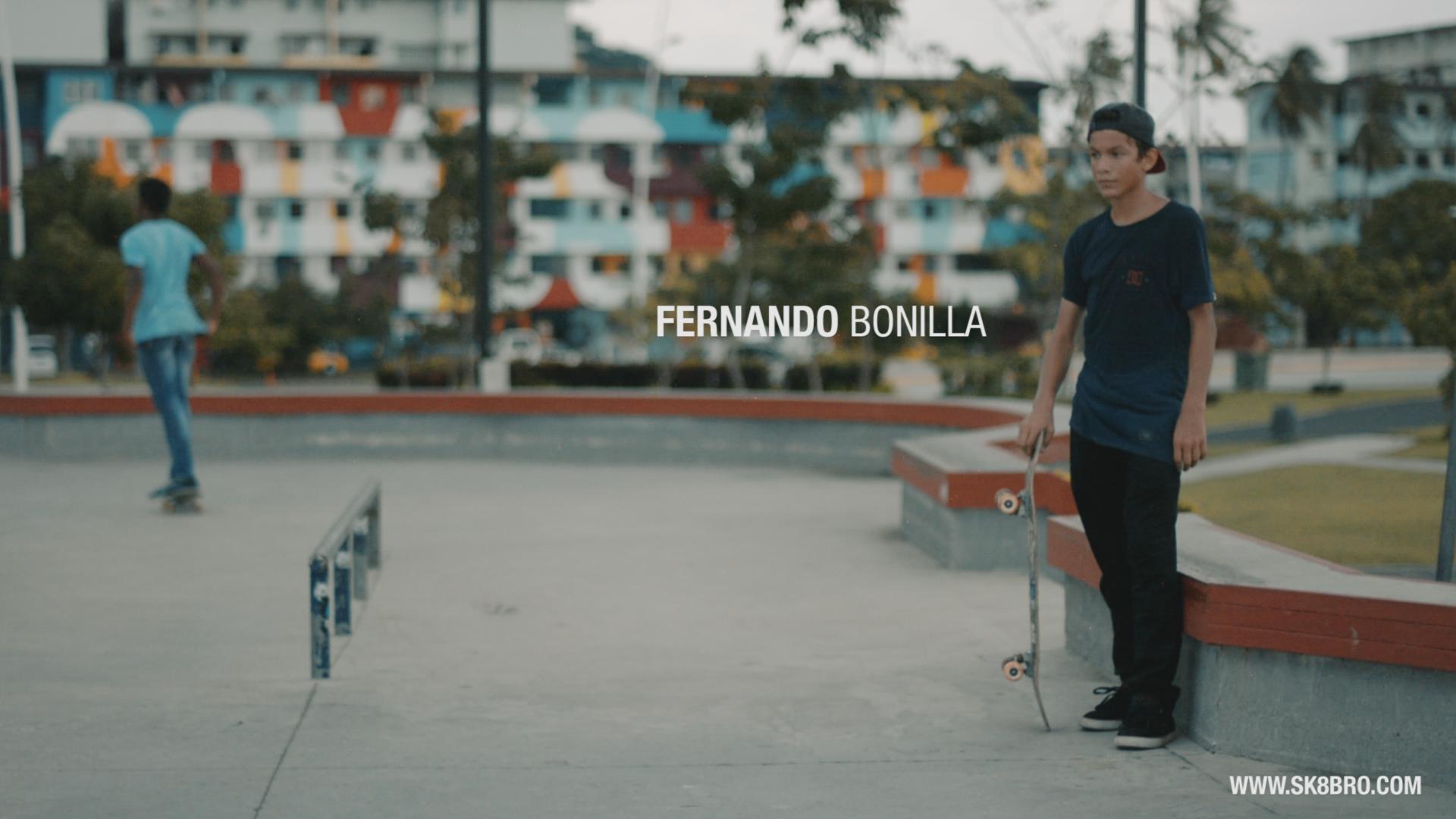 Fernando Bonilla desde la CC3