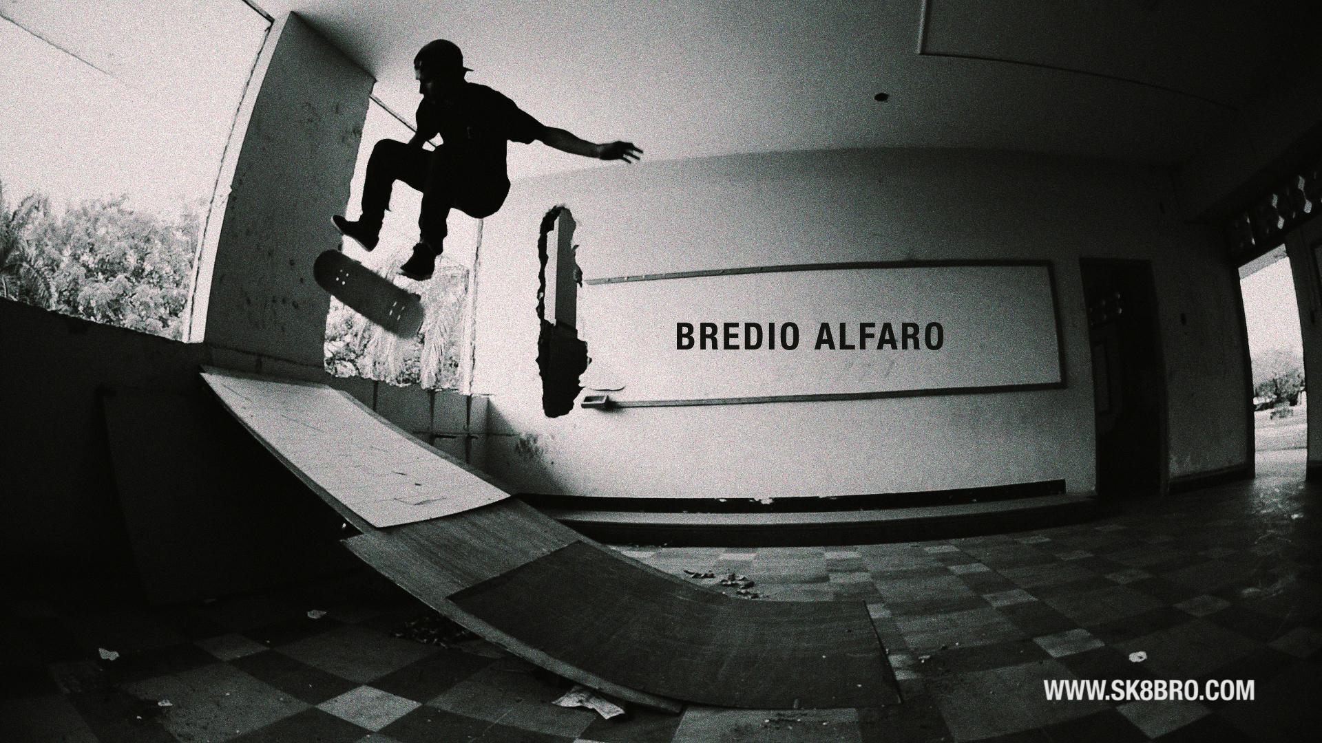 Bredio Alfaro - 3 en el Javier
