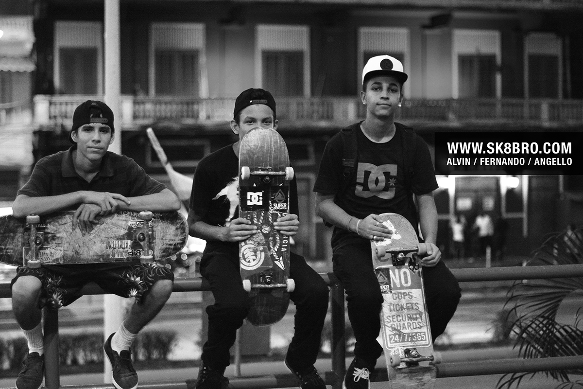 Alvin / Fernando / Angello