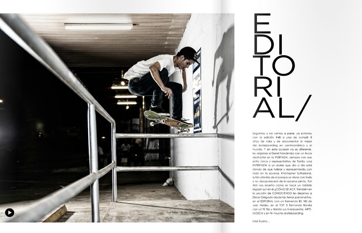 El Spot Magazine #48