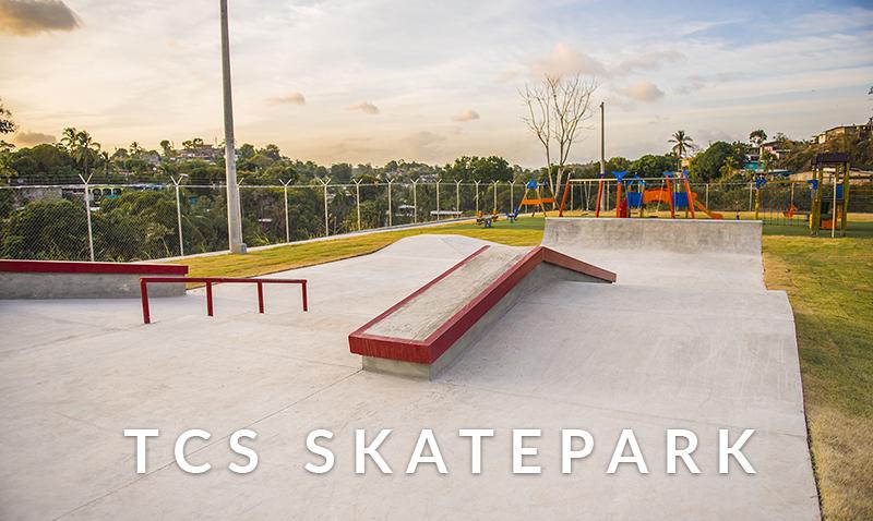 TCS SKATEPARK - Un sueño hecho realidad