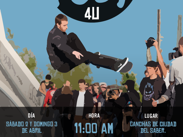 CONTEST EN EL PTY RAMP - FEST 4U