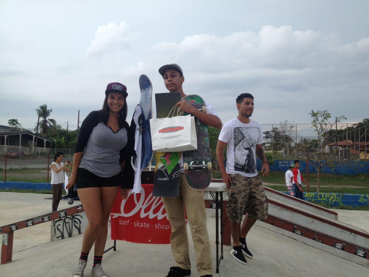 Westside Skateboarding Contest - Ganadores