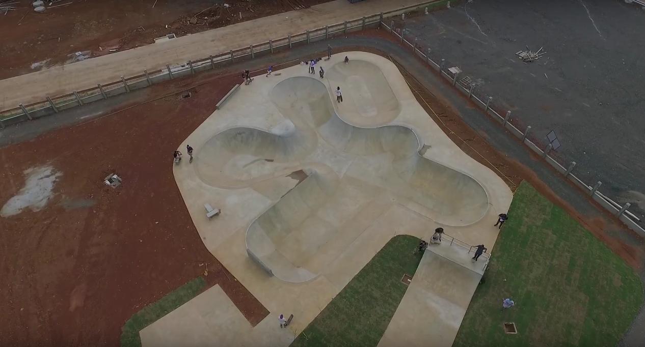 El otro lado official not skate video