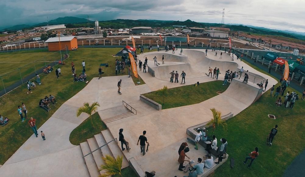 Inauguración Skatepark de Brisas del Golf Arraijan