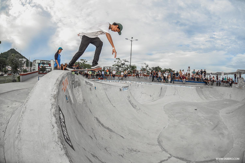 Copa Skateboarding - primera fecha